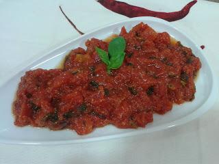 Especial salsas para pastas 3 la saz n la llevo en la for Hacer salsa marinera